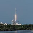 SpaceX Bangabandhu Satellite-1 Launch by Ron Dubin