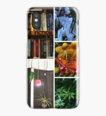 Floral Collage iPhone Case