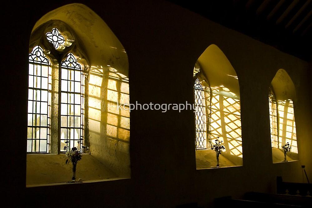 Church Lights by Richard Hamilton-Veal