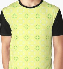 green yellow fruit texture seamless colorful repeat pattern Graphic T-Shirt
