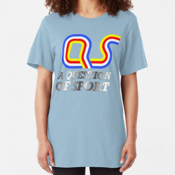 NDVH A Question of Sport Slim Fit T-Shirt