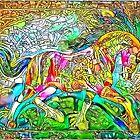 Urban Epona the Heavy Horse by Ladyfyre