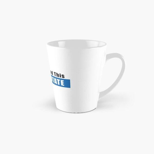 If You Can Read This: PLEASE ROTATE Tall Mug