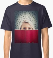secret behind the red book Classic T-Shirt