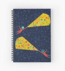 Deep Sea Exploration Spiral Notebook
