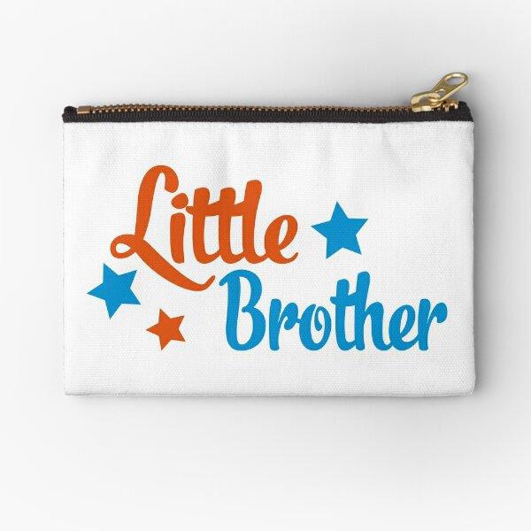 Little brother Zipper Pouch