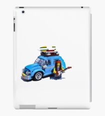Escape plan iPad Case/Skin