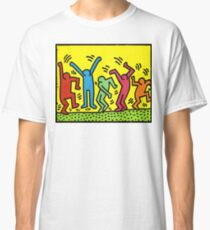 Keith Haring 'Dance Party' Classic T-Shirt