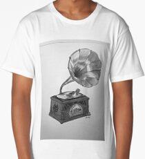 Phonograph Long T-Shirt