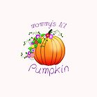 Mommy's Lil' Pumpkin Shades of Violet & Lilach by talgursmusthave
