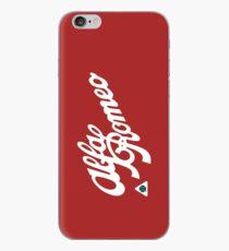 Vinilo o funda para iPhone Familia Alfa Romeo