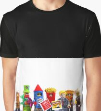 The top team Graphic T-Shirt
