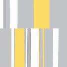 Mosaic Single 2 #abstract #minimalism #sabidussi #redbubble by Menega  Sabidussi
