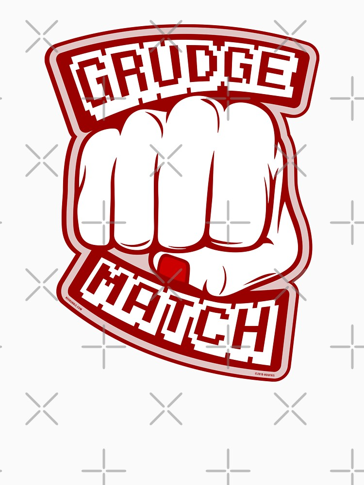 Grudge Match - Red (Roufxis - RB) by RoufXis