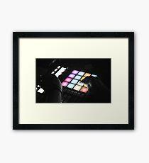 Music is ATOMIC Framed Print