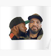 Desus and Mero the Bodega Boys Poster