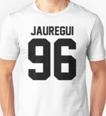 Camiseta unisex #FIFTHHARMONY, Lauren Jauregui