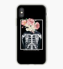 Twenty One Pilots Fake You Out 3 (White) iPhone Case