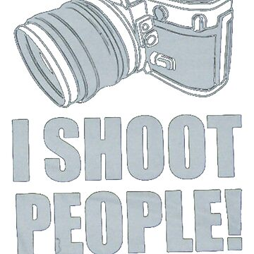 I Shoot People by RekiP