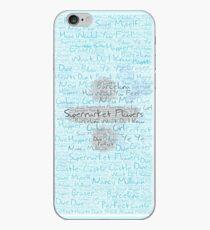 Ed Sheeran Divide iPhone Case