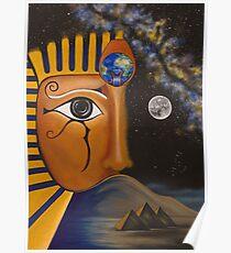 Spirit of the Egyptians Poster