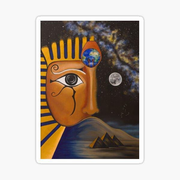 Spirit of the Egyptians Sticker