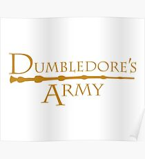 Dumbledore's Army (Harry Potter) Poster