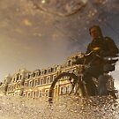 Reflections of Amsterdam - Grumpy by AmsterSam