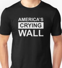 Families Belong Together America's Crying Wall Shirt Unisex T-Shirt