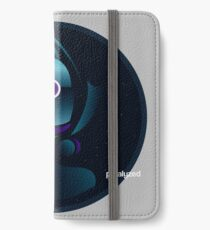Abstract/Space Shirt-Paralyzed Lost in Space iPhone Wallet/Case/Skin