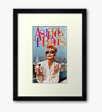Absolutely Fabulous, Patsy Stone, Ab Fab Framed Print