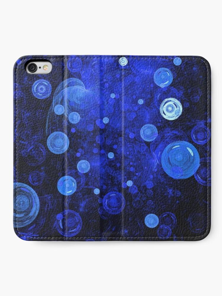 Alternate view of Ocean Gems iPhone Wallet