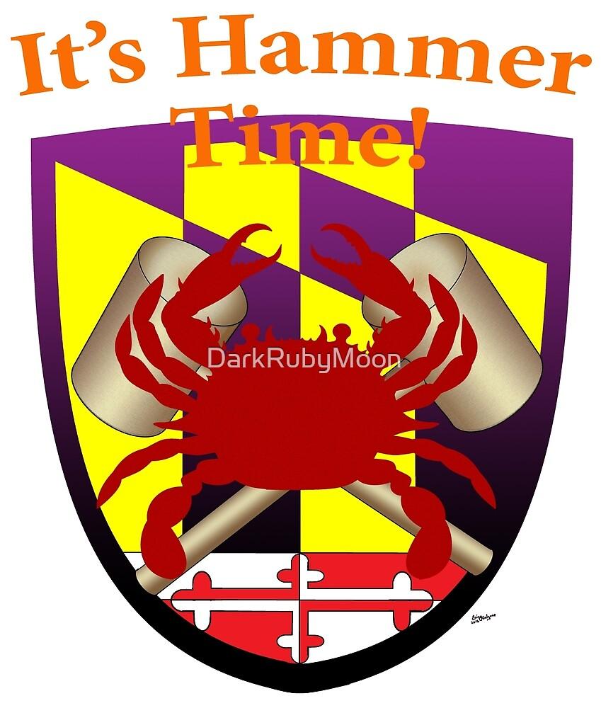 Hammer time vers2 by DarkRubyMoon