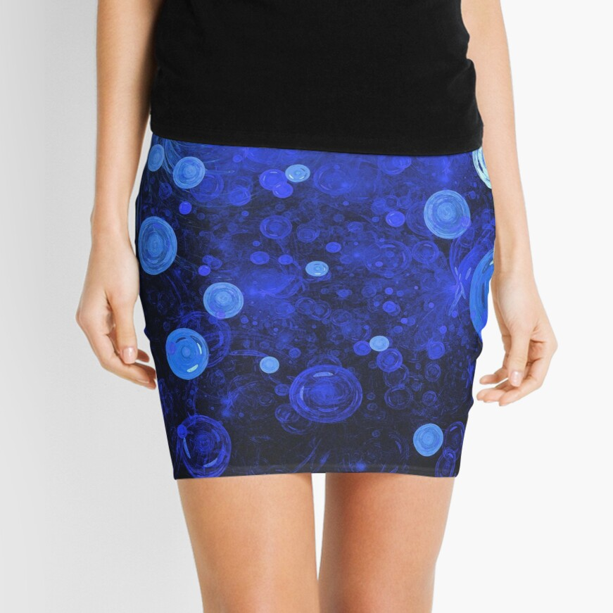 Ocean Gems Mini Skirt