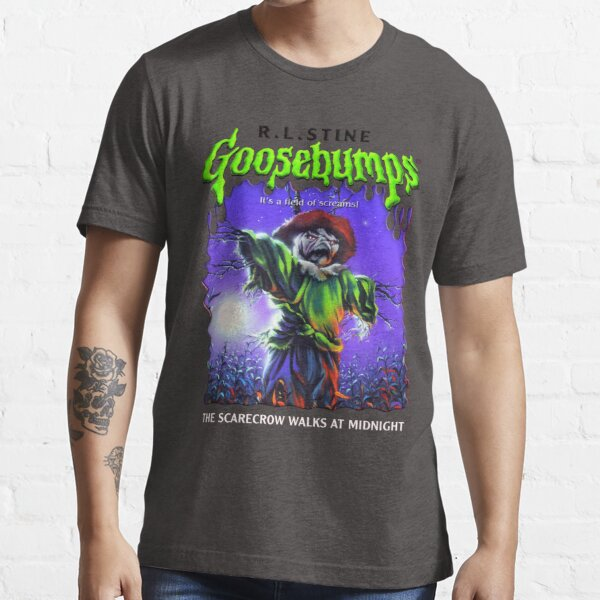 Goosebumps - The Scarecrow walks at Midnight Essential T-Shirt