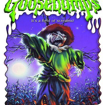 Goosebumps - The Scarecrow walks at Midnight by nicolascagedesu
