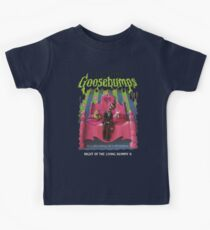 Goosebumps - Night of the Living Dummy 2 Kids Tee