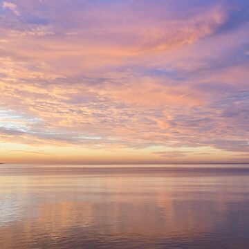 Good for the Soul - Marveling Dazzling Sunrise Colours on the Lakeshore by GeorgiaM