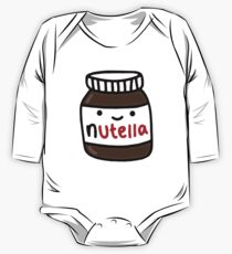 Nutella Cute One Piece - Long Sleeve