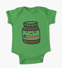Nutella Cute Kids Clothes