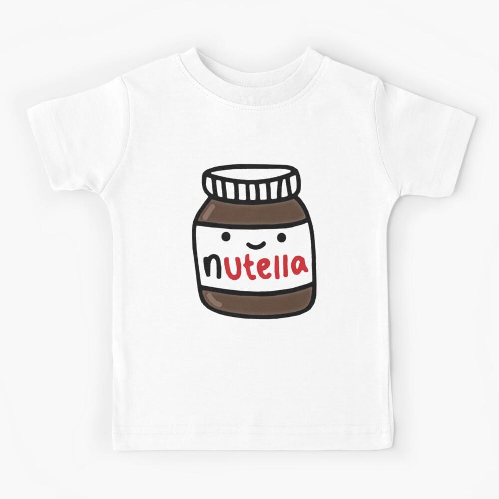 Nutella Cute Kids T-Shirt