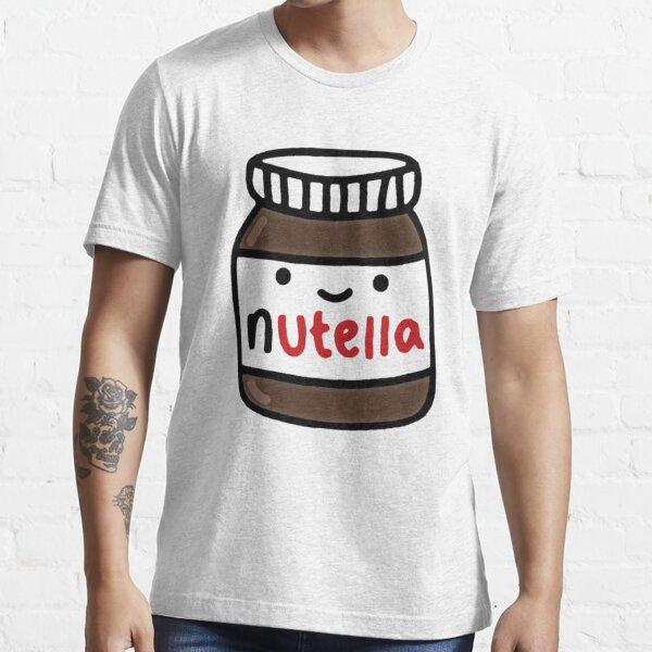 Nutella linda Camiseta esencial