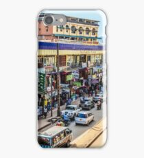 Meet me downtown iPhone Case/Skin