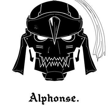 Alphonse Elric by IronMoonDesigns