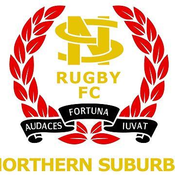 Northern Suburbs Rugby by TigersFanatics