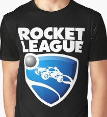 Rocket league - Logo artwork Graphic T-Shirt