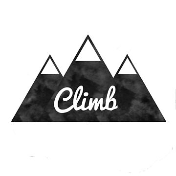 Climb Mountains  by Nicole-Owens