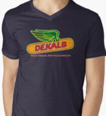 DEKALB 2 Men's V-Neck T-Shirt