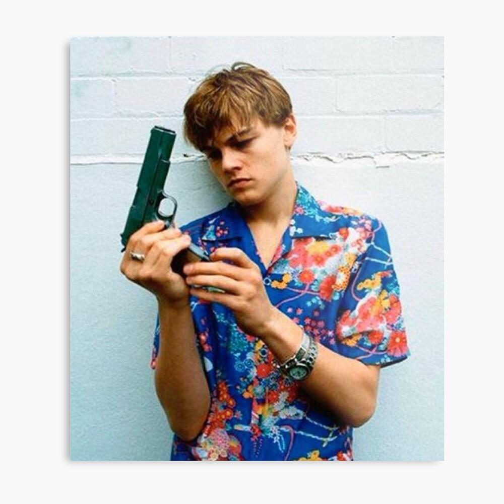 Leo as Romeo  Metal Print
