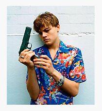 Lámina fotográfica Leo como Romeo